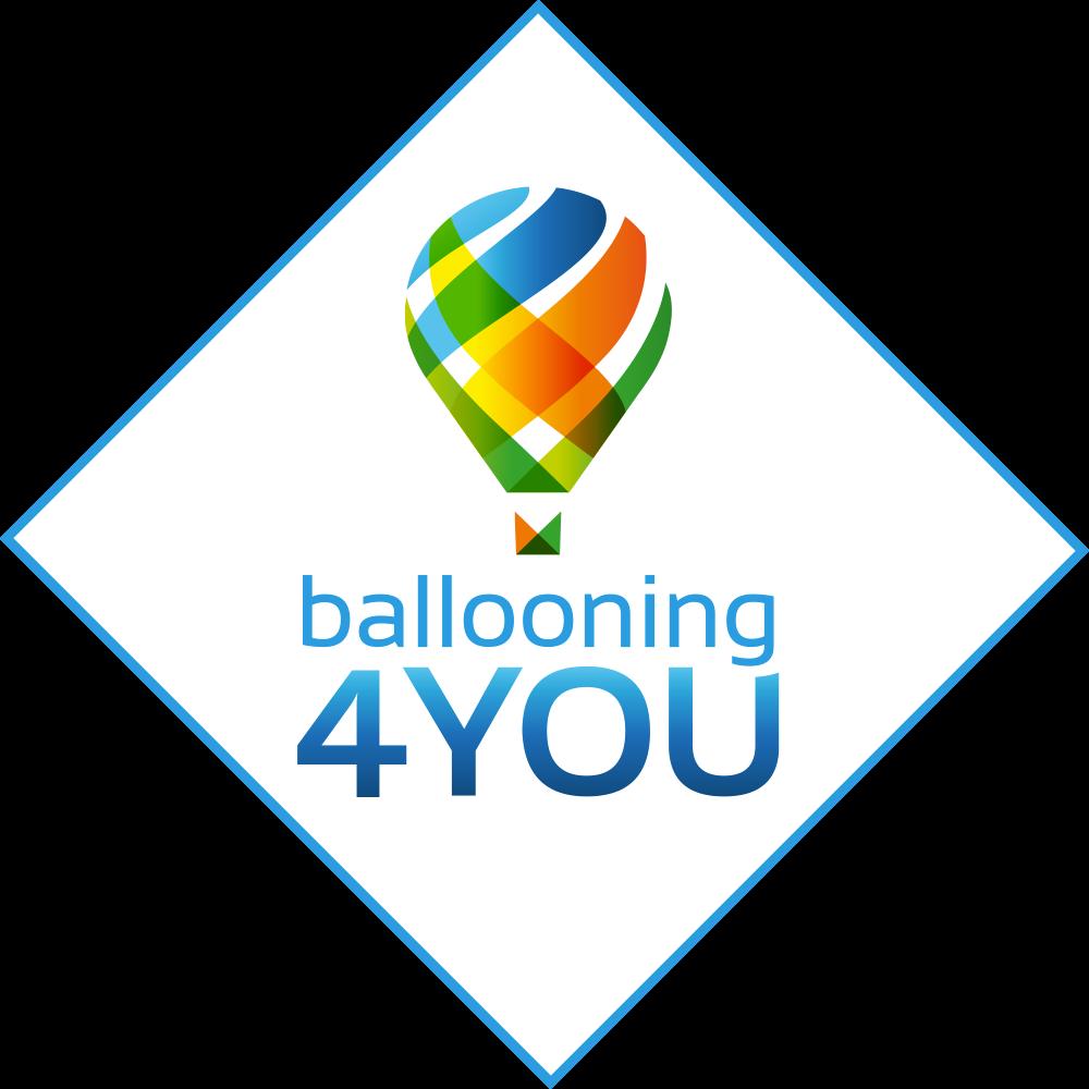 Sport márkaépítés - Ballooning4you logója