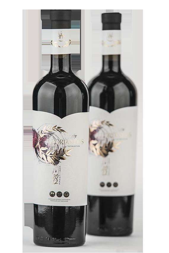 Creatura Wine - egri borászat - Gloriandus Top Selection Cuvée