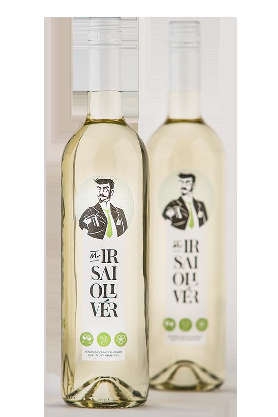 Creatura Wine - egri borászat - Irsai Olivér vörös fehér száraz bor