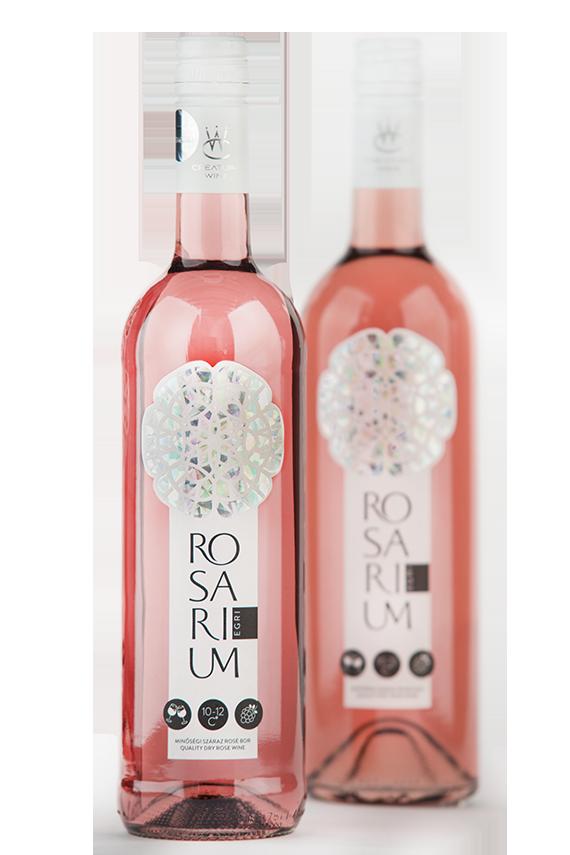 Creatura Wine - egri borászat - Rosarium rozé bor