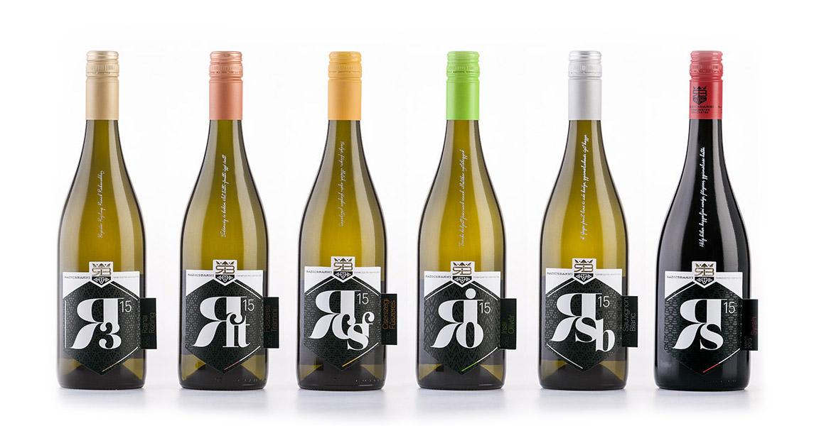 Radics Barni tokaji borok sorozata és látványterve