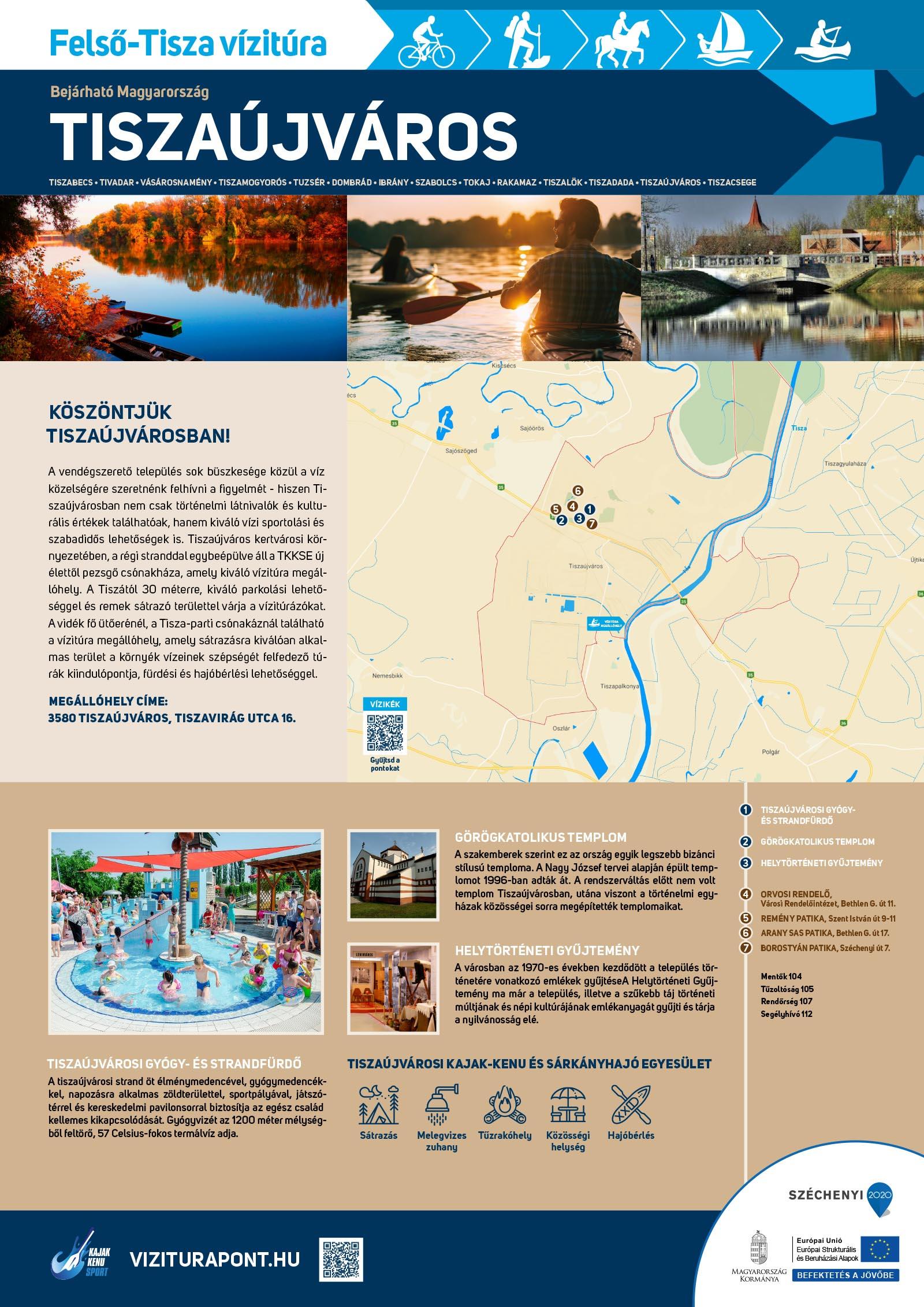 Bejárható Magyarország turisztikai kommunikáció projekten belül a tábla látványterve